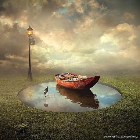 Amazing Photo Manipulations by Even Liu | Cruzine | Photoshop Tips and Tricks | Scoop.it
