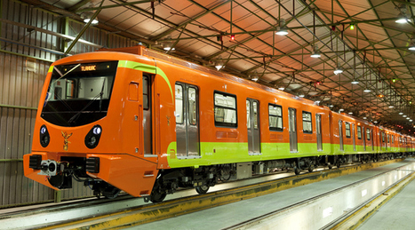 CAF-led consortium to build new railway in Mexico   Top CAD Experts updates   Scoop.it