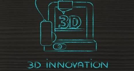 Demain, tous entrepreneurs grâce à l'impression 3D ? | Actualités Emploi et Formation - Trouvez votre formation sur www.nextformation.com | Scoop.it