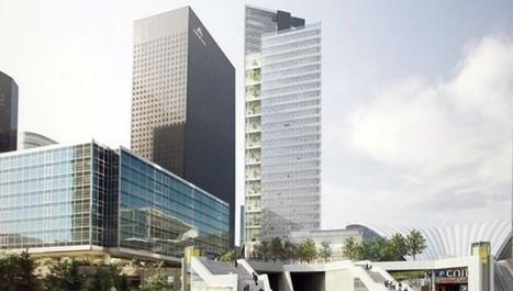 Vinci choisi pour construire la tour Trinity à La Défense   Construction l'Information   Scoop.it