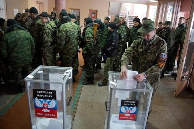 Boris Kagarlitsky: Rebel eastern Ukraine republics between war and elections | real utopias | Scoop.it