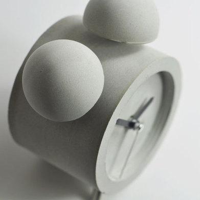 12 - Concrete Alarm Clock | #Design | Scoop.it