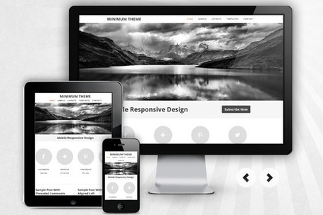Why You Need a Responsive Blog Design Instead of a Mobile-Friendly One — Danny Brown | CiberOficina | Scoop.it