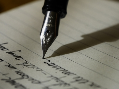 How Handwritten Notes Make You More Influential | Neemann's News | Scoop.it