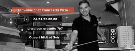 Création de site web : IS Edition crée le site de Franceschi Pizza (Pizzeria à Marseille) ! | Actualités et publications de IS Edition | Scoop.it
