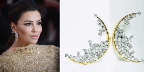 Eva Longoria a Cannes mostra slip e tatuaggio ma rimane glam - Sfilate | fashion and runway - sfilate e moda | Scoop.it
