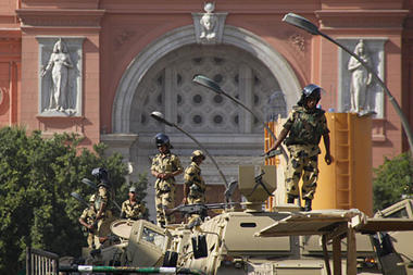 Tensions high as Egypt protesters accuse Army of turning on them | Coveting Freedom | Scoop.it