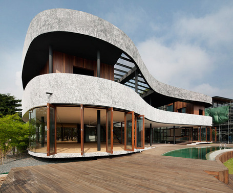 Villa S by linghao architects, sentosa island, singapore | Ma Maison Idéale | Scoop.it