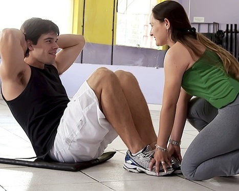 Do You Like Being Hit on at the Gym? | Life Style | Scoop.it