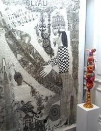 Birobent – Outsider Art Fair Paris | Polysémie Art Contemporain | Outsider & Raw Art | Scoop.it
