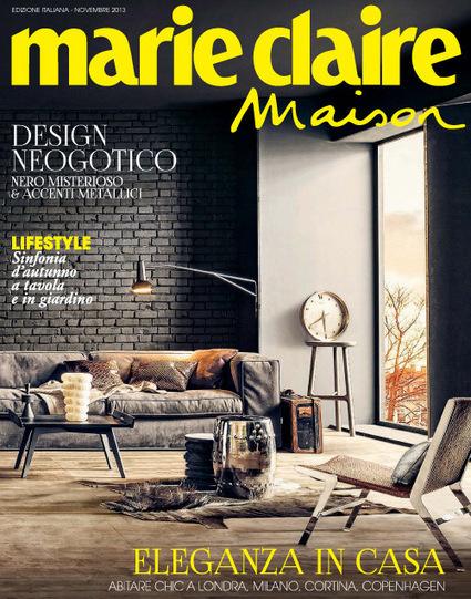 Get, Read, Simple: Marie Claire Maison Italia - Novembre 2013 | freepubtopia | Scoop.it