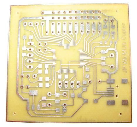 PCB : toner transfer... | Electronique | Scoop.it