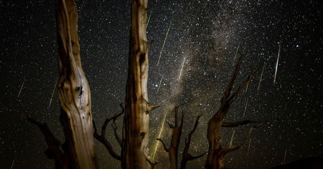 If You Missed Last Night's Incredible Meteor Shower, You'll Want To Pay Attention Tonight -Aplus.com | Exploring Our Environment, Nature & Life | Scoop.it