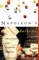 Napoleon's Buttons | NGSS Resources | Scoop.it