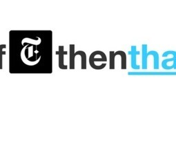 A recipe for news: IFTTT adds New York Times support, more publications coming - The Verge | Use SMS Marketing to your Business | Bulk24SMS | Scoop.it