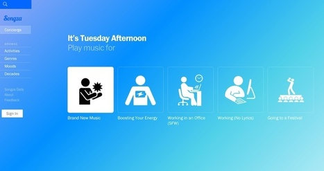 The Songza Feature That Google Couldn't Resist | Musicbiz | Scoop.it