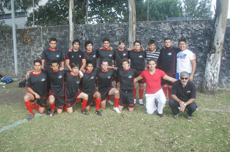 Blog UVM – Universidad del Valle de México | Llega el Rugby a la ... | Fomentación del Rugby en Mexico | Scoop.it