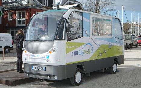 España elegida para probar autobuses eléctricos autónomos | Debate Formativo | Scoop.it