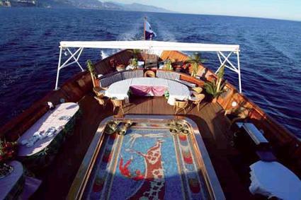 The Mega Yacht of the Millenium- Cristina O' Greatest Boat Flooring | World Surface | Teak Decking | Scoop.it