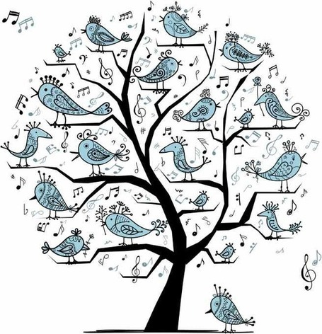 Follow the Music: Twitter Wins the Race | The Perfect Storm Team | Scoop.it