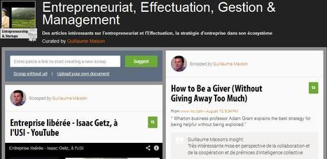 http://www.scoop.it/t/gmgestion | Entreprendre, MLM | Scoop.it