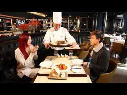 Romantic Steak restaurant where k-pop stars love | daily news about k-pop and k-drama | Scoop.it