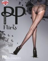 Strumpbyxa med söm på baksidan PPretty… Delightful från Pretty Polly | strumpbyxor boutique | Scoop.it