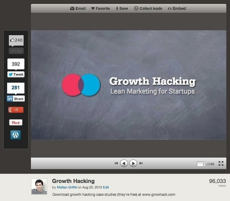 4 Easy Growth Hacking Wins - GrowHack | GROWTH HACKING | Scoop.it