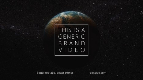 ▶ This Is a Generic Brand Video - YouTube | brand as culture | Scoop.it