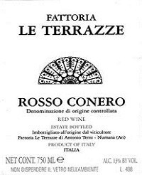 Le Terrazze Rosso Conero 2009 750ml - Wines Rated 90+ | Le Marche another Italy | Scoop.it