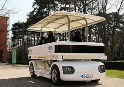 Challenge Bibendum - Driverless Electric Shuttle Tested at Lausanne | INDUCT | Scoop.it