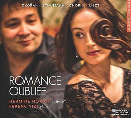CD : Romance Oubliée | Musique classique contemporaine | Scoop.it