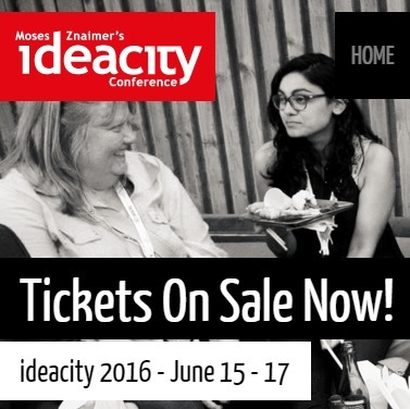 Moses Znaimer's ideacity 2016; June 15th - 17th in Toronto, ON | Space Conference News | Scoop.it