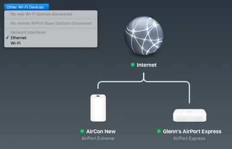 When AirPort base stations don't appear over Ethernet   Mac Tech Support   Scoop.it