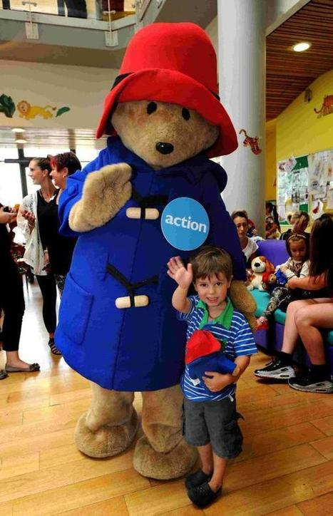 Paddington's racking up the bear miles | Brighton and Sussex University Hospitals NHS Trust | Scoop.it