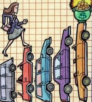 Women and the Automotive Industry - Market Statistics   Autofemmes   Scoop.it