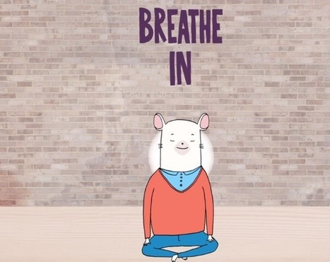 Meditation 101: A Short, Animated Beginner's Guide | Emotional and Personal Growth | Scoop.it