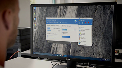 TeamViewer – Access your computer remotely and share your desktop with friends – it's free!   Internet Tools for Language Learning   Scoop.it