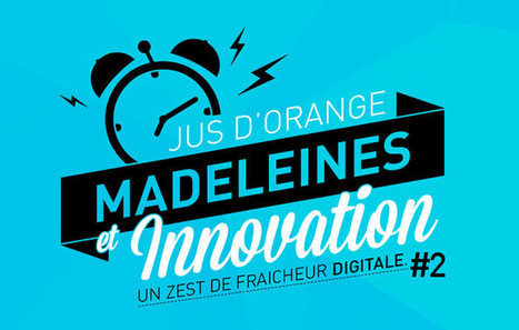 Conférence Zest Innovation, des idées fraiches sur les objets connectés le 10 mars à Paris | Objets connectés | Scoop.it