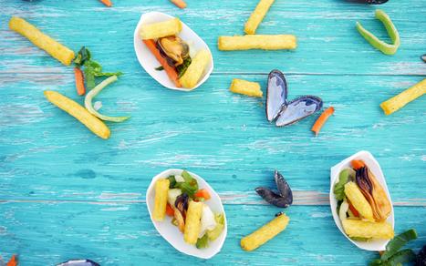 Emballages comestibles : finis ton assiette... et mange-la aussi ! | Gastronomie Française 2.0 | Scoop.it