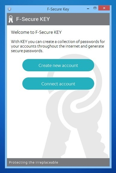 F-Secure KEY Is A Secure Password Manager For Windows, Mac, Android & iOS   Caterease   Scoop.it