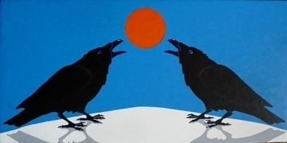 Artwork: Solstice Dawn - Open House Art | Art - Crafts - Design | Scoop.it