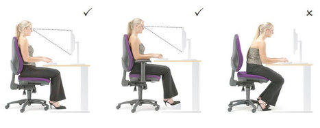 ERGONOMIC OFFICES LEAD TO HAPPIER OCCUPANTS | Office Environments Of The Future | Scoop.it