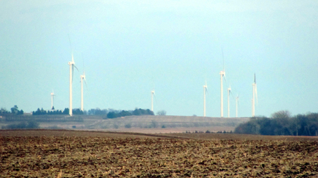 Wind and solar power paired with storage could power grid 99.9 percent of the time | MN News Hound | Scoop.it