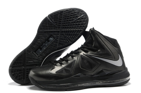 Nike Air Max Lebron 10 Black Gtry Basketball Shoes - Cheap Nike Lebron 10 Sale | 2012 Fashion Moncler Womens Jackets | Scoop.it