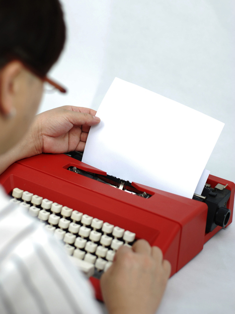 Stay Sharp & Creative Outside the Office With a Personal Blog | Digital-News on Scoop.it today | Scoop.it