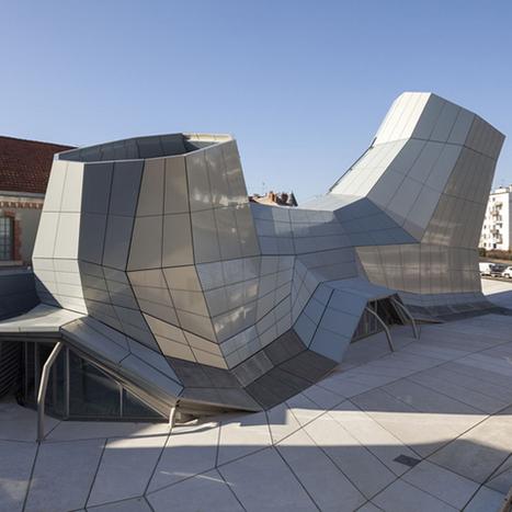 Les Turbulences – FRAC Centre | Art, Design & Technology | Scoop.it