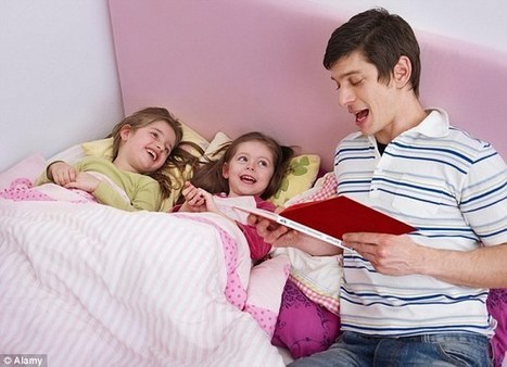 Recipe for bedtime story: Ideal tale lasts eight and a half minutes | Kickin' Kickers | Scoop.it