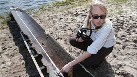 Florida boy, 7, finds ancient canoe while scuba diving | All about water, the oceans, environmental issues | Scoop.it