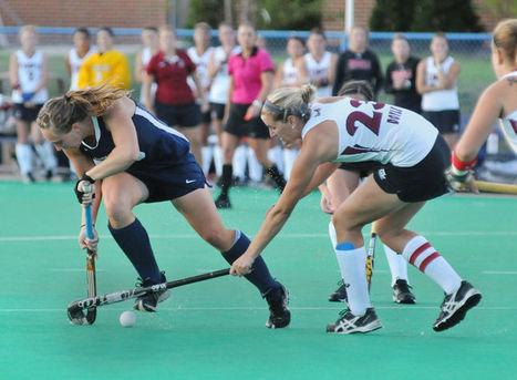 Senior Abby Fuhrman scores first career goal | Hockey | Scoop.it